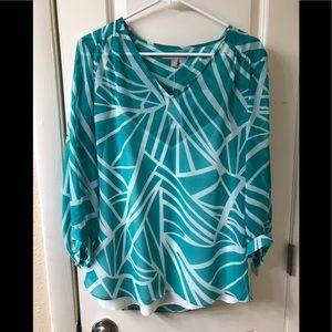 NWT - Banana Republic sheer top with cami